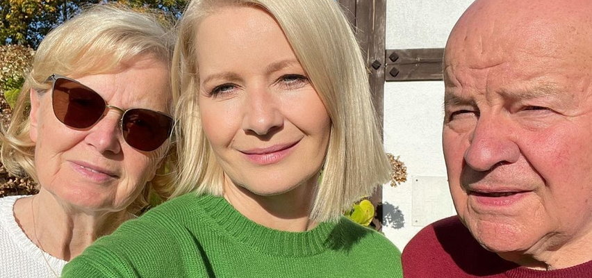Małgorzata Kożuchowska zazwyczaj strzeże swojej prywatności. Ostatnio pokazała rodzinne zdjęcie, które wzruszyło jej fanów