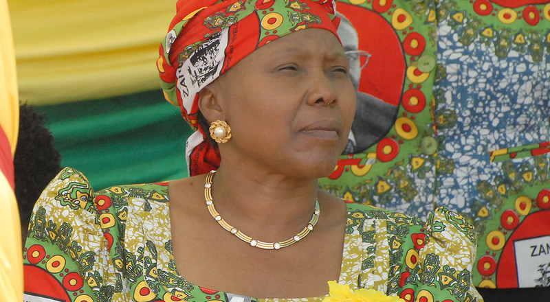 """Coronavirus is God's way of punishing US and countries that have imposed sanctions on us"" - Zim Defense minister Oppah Muchinguri"