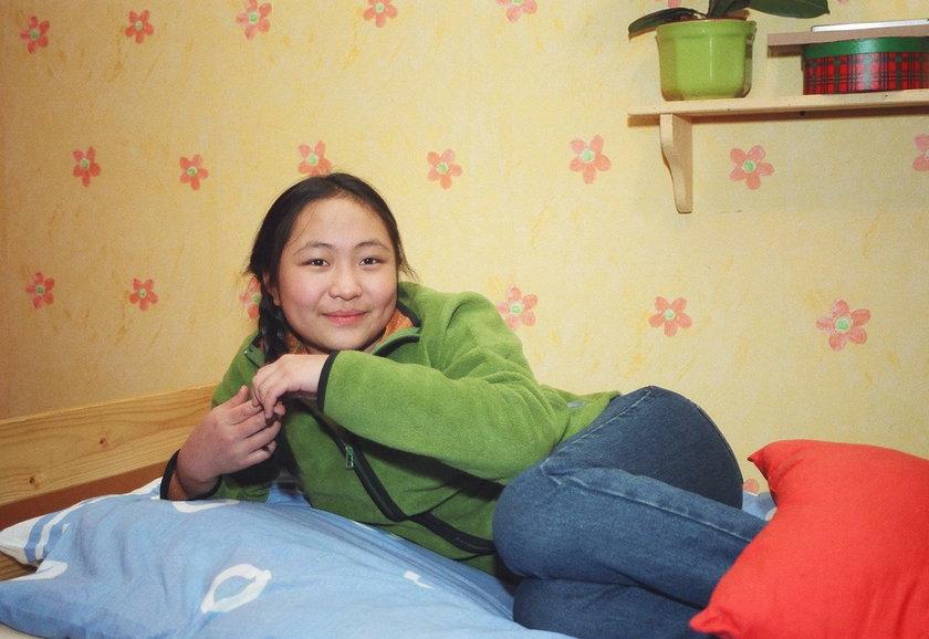 """""""Rodzina Zastępcza"""" w Mongolii? Misheel Jargalsaikhan dostała tam odpowiedzianą posadę"""