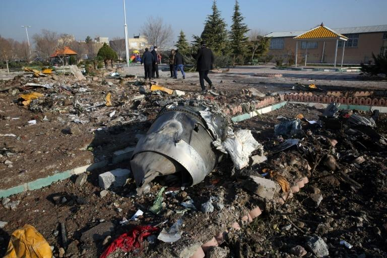 Iran initially denied that the airliner had been downed by a missile but later admitted to a catastrophic error