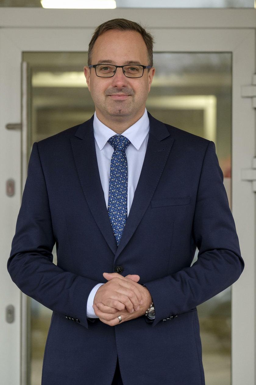 Prezydent Zawiercia, Łukasz Konarski