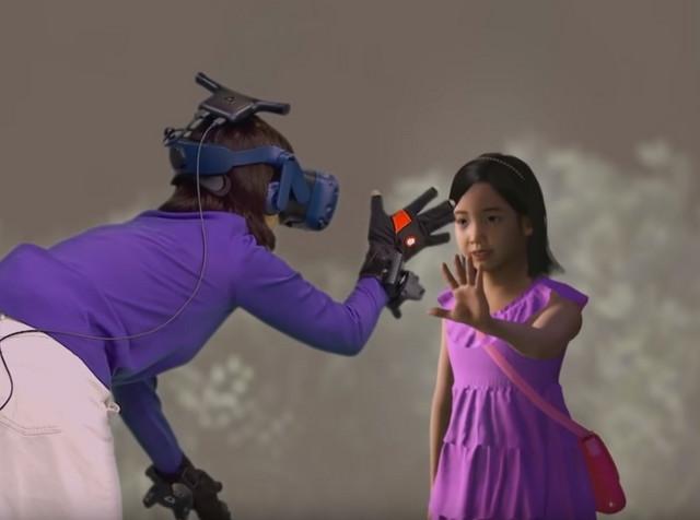 Jang Ji-sung i njena virtuelna ćerka