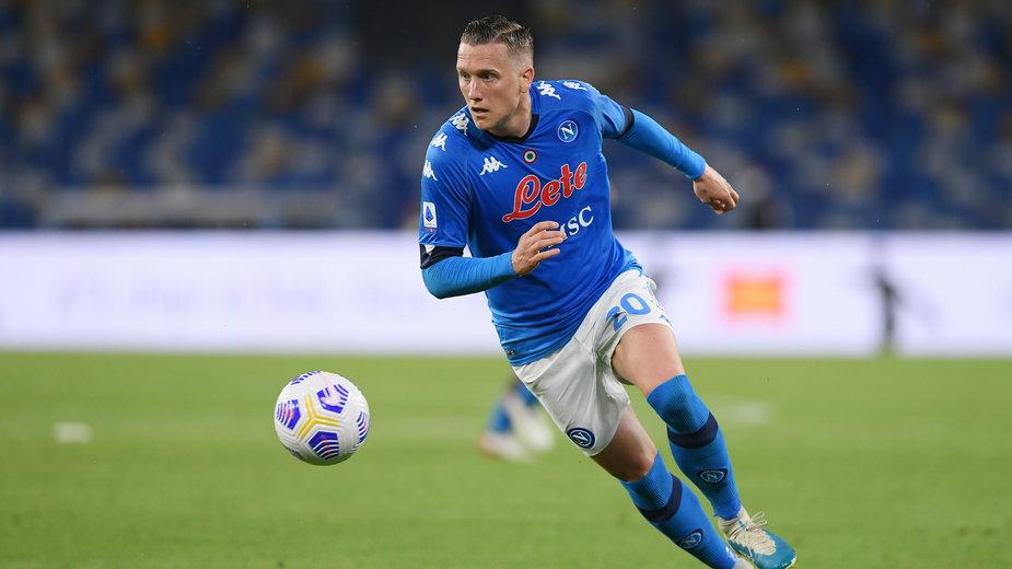 Piotr Zieliński może za niedługo zmienić klubowe barwy