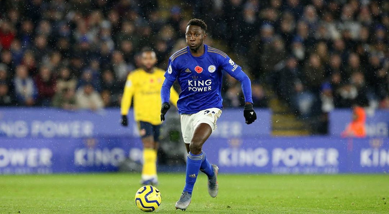 'I think he's the best in the Premier League,' Leicester City midfielder Maddison praises teammate Wilfred Ndidi