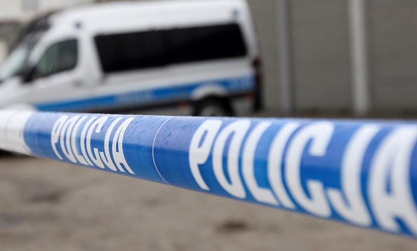 Brutalne zabójstwo w Lipiu (Wielkopolska).