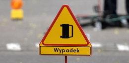 Groźny wypadek na warszawskim Tarchominie. 6 osób rannych, w tym dzieci