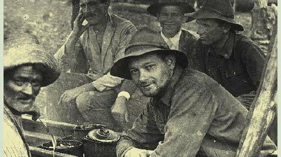 Tadeusz Perkitny, Brazylia