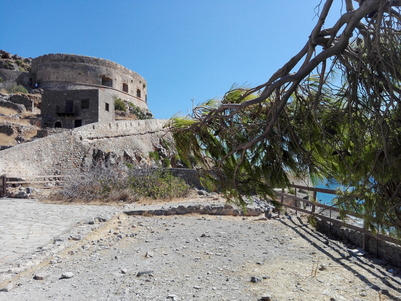 Spinalonga, Kreta