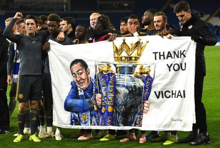 Leicester City will be hoping to repeat an emotional victory over Cardiff last weekend when the club honour Vichai Srivaddhanaprabha in Saturday's home match against Burnley
