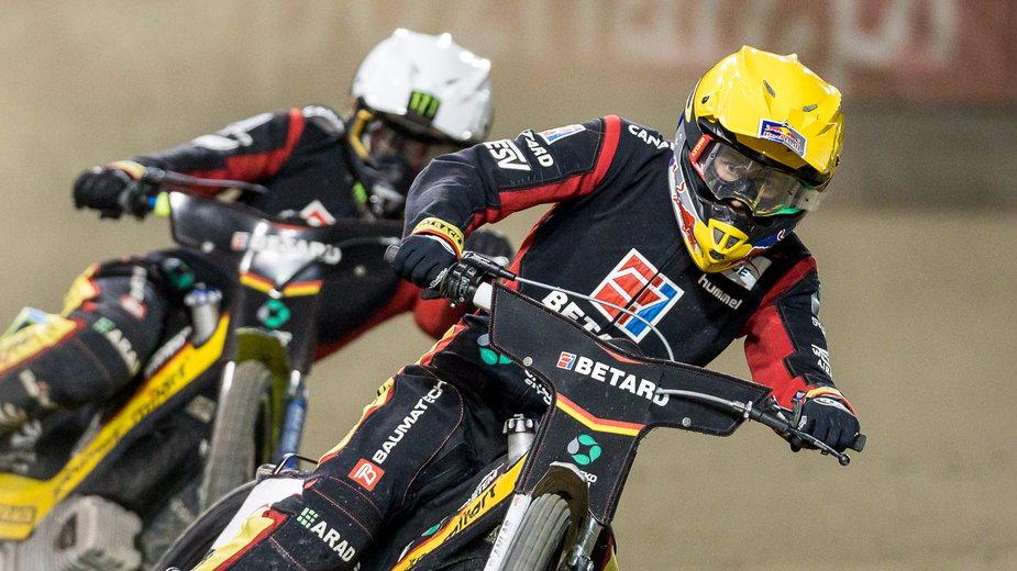 Maciej Janowski, Tai Woffinden, Sparta Wrocław