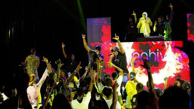 Rapper E.L holds 5th BAR concert featuring Joey B, Tulenkey, Gyakie, Dope Nation and more (PHOTOS)