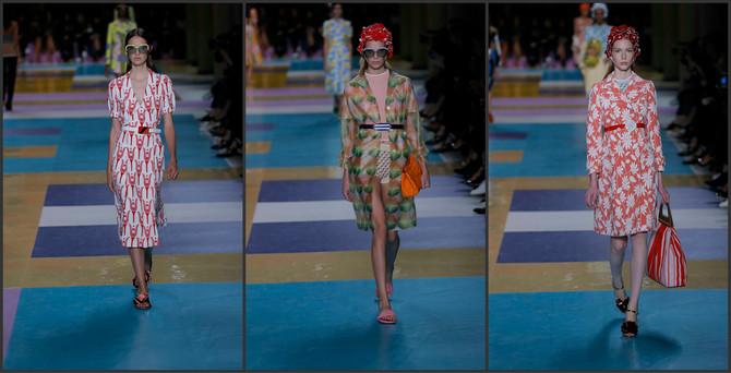 Mijuči Prada i sama je nosila modele 70-ih, dok četrdesete pamti po maminoj i bakinoj garderobi