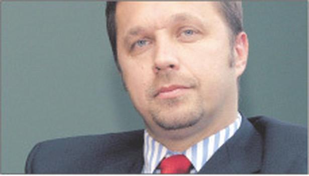 Jarosław Chałas, radca prawny, partner zarządzający Kancelarii Prawnej Chałas i Wspólnicy