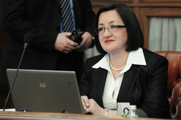 Novim zakonom uvodimo red: Snežana Bogosavljević Bošković