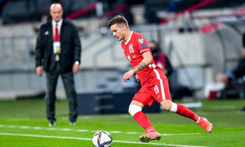 Sebastian Szymański jest tylko na liście rezerwowej na Euro 2021