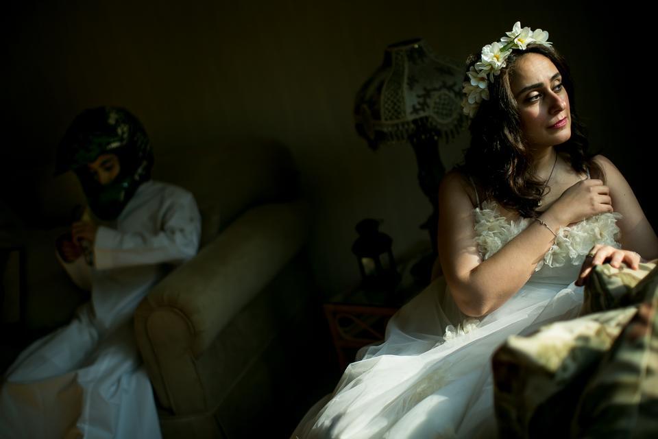 Współczesność: I miejsce — Tasneem Alsultan, Arabia Saudyjska