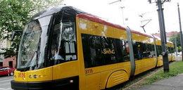 Ekolodzy blokują tramwaj