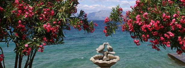 Urokliwe zakątki Wybrzeża Makarskiego na Chorwacji.