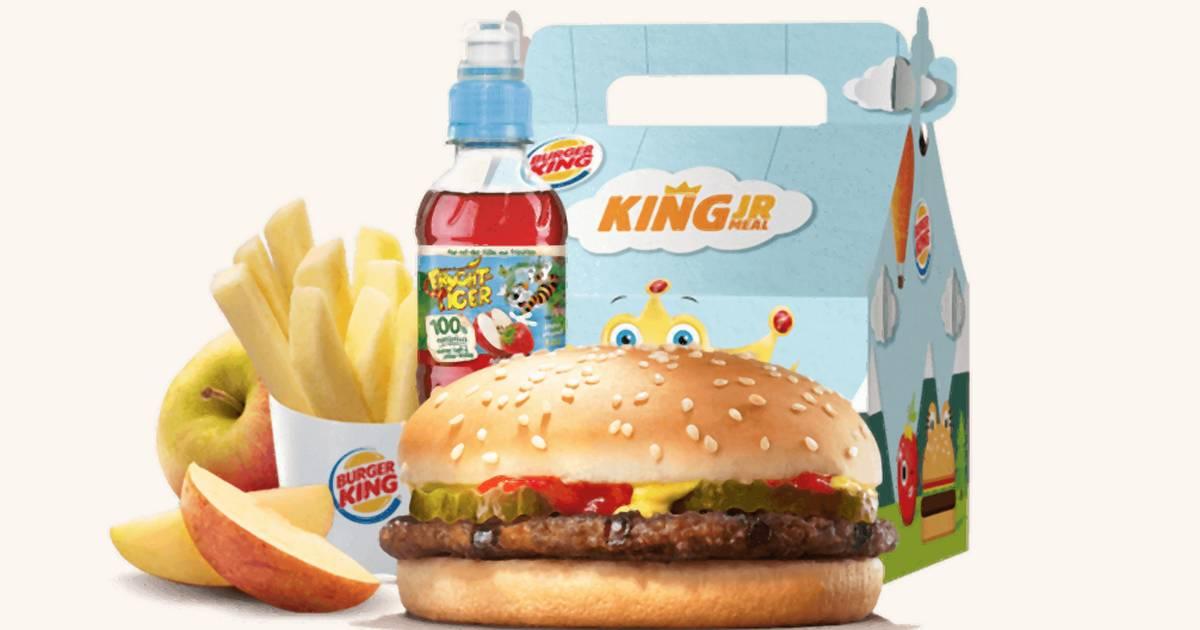 aktuelles spielzeug burger king