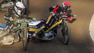 Żużlowiec Betardu Sparty Wrocław to twardziel. Wystartuje że złamaną nogą!