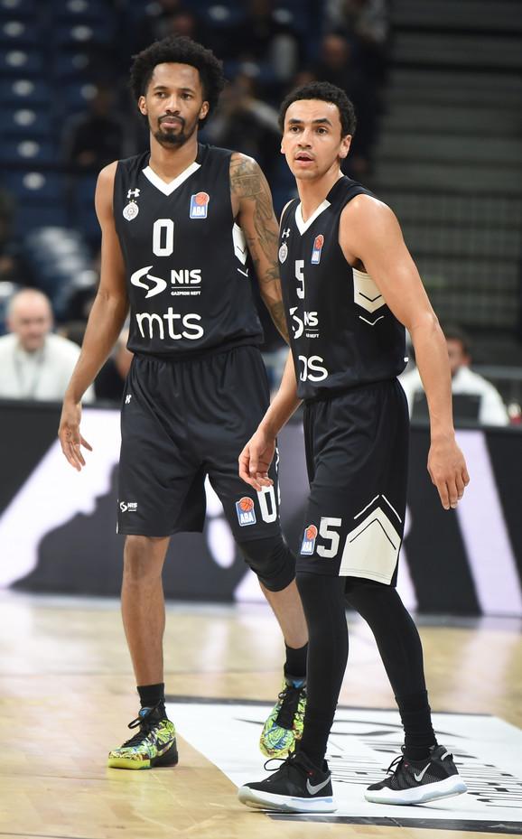 KK Partizan KK Mega Bemaks