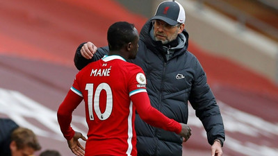 Klopp plans Mane talks after Liverpool star's snub