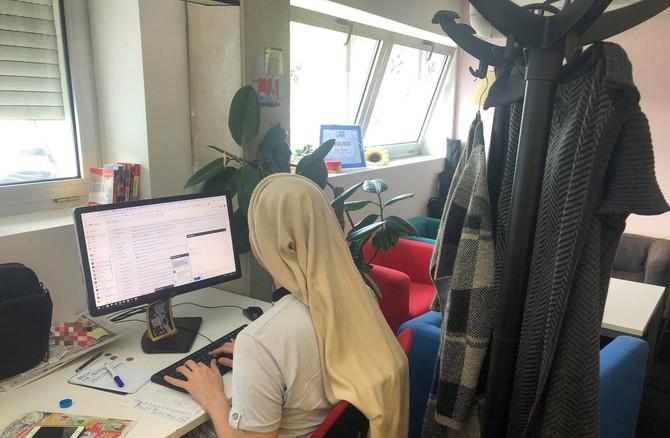 Klima na poslu