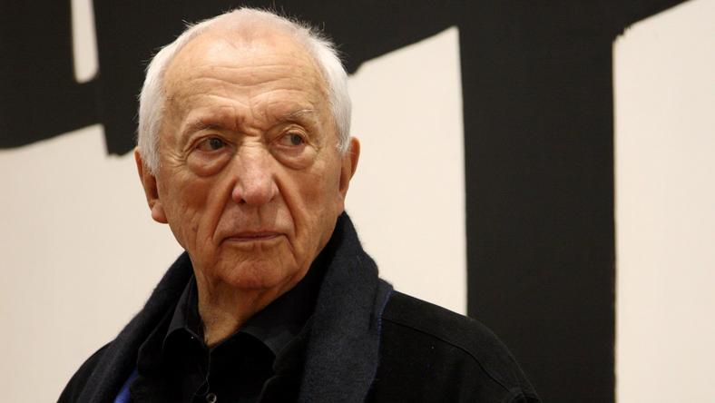 Pierre Soulages exhibition in Berlin