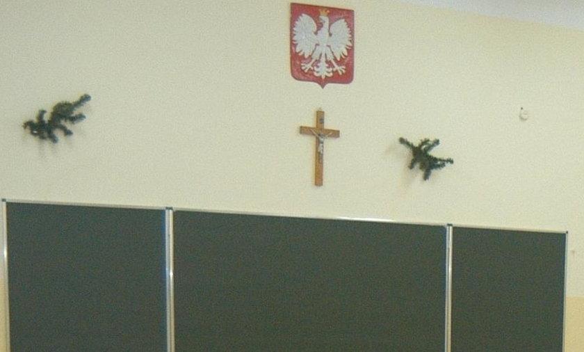 Dyskryminacja chrześcijan w poznańskim liceum?