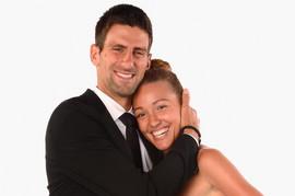 TRINAEST GODINA LJUBAVI I PODRŠKE A evo kako su izgledali Novak i Jelena kada su počeli romansu