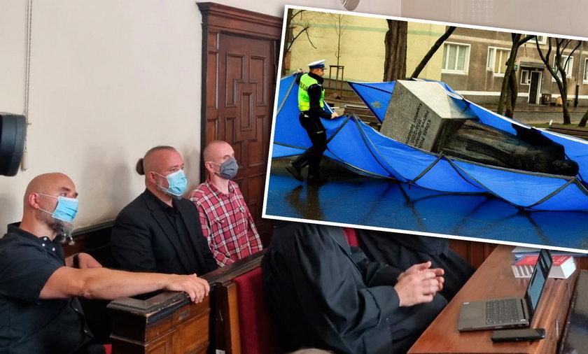 Sąd nie wydał wyroku w sprawie obalenia pomnika ks. Jankowskiego