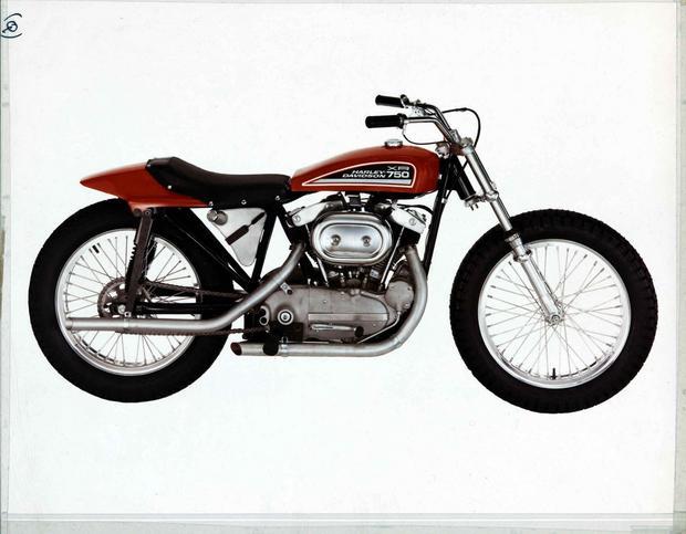Model XR750