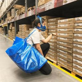 Pomysły na Fraktę. Czyli co można zrobić z kultowej torby Ikea