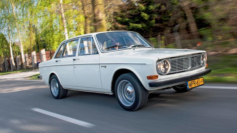 Volvo 144 - klasyk, który tworzył historię