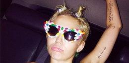 Poszła na imprezę z nagimi piersiami