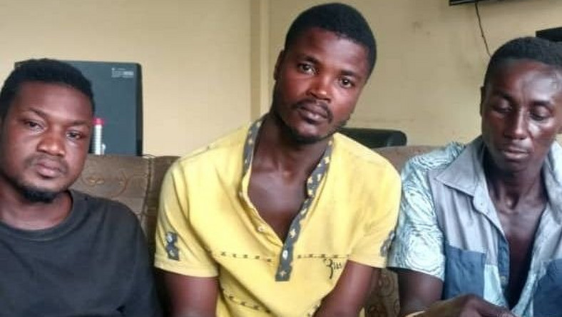 Eastern Region: 3 arrested for robbing fetish priest