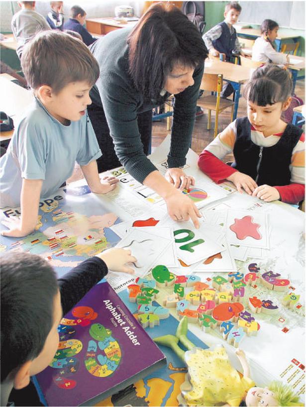 Szkoły będą musiały zajmować się najmłodszymi uczniami także poczas wakacji. fot. Wojtek Jargiło