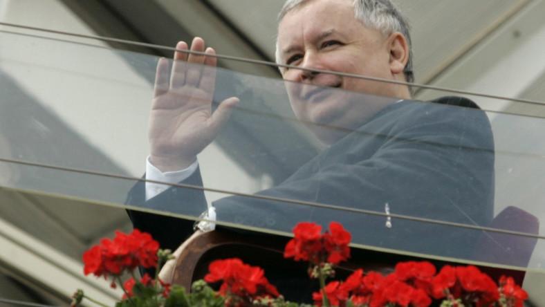Kaczyński gościem Rydzyka na Jasnej Górze