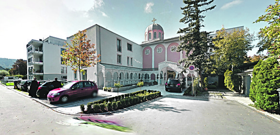Sedište Srpske pravoslavne crkve u Cirihu