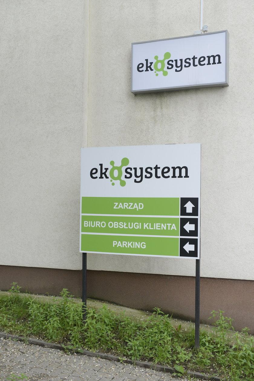 Siedziba spółki Ekosystem we Wrocławiu