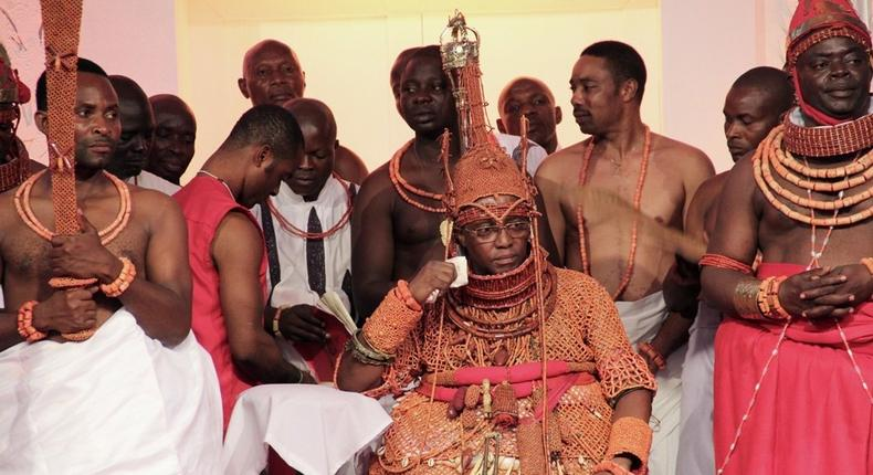 What you should not do while visiting the Benin palace