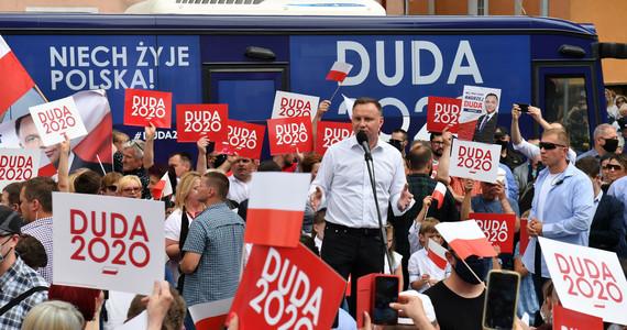 Debata prezydencka przed drugą turą. Andrzej Duda o propozycji ...