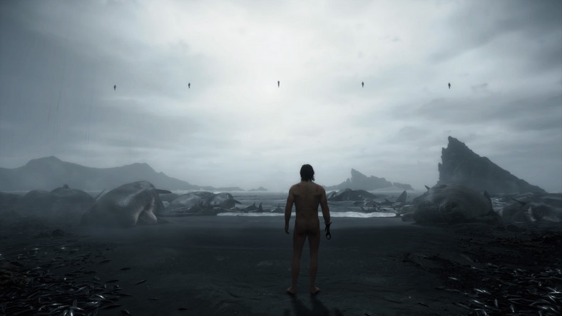 Death Stranding - screenshot z gry