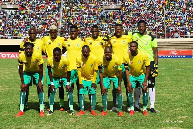 Nigeria will host the Zimbabwean National Team in Asaba (Twitter/online_zifa)