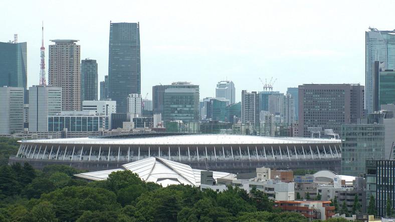Stadion Narodowy w Tokio