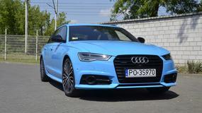 Audi A6 3.0 TDI competition quattro oraz 3.0 TFSI quattro – technika