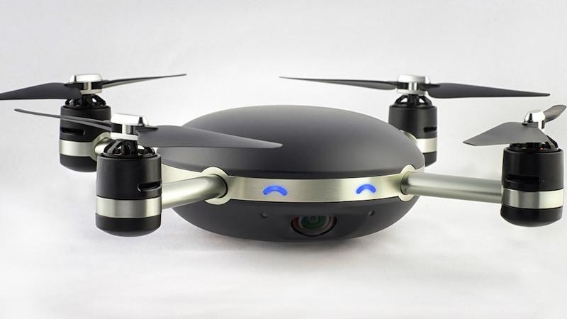 Problemy producenta drona Lily