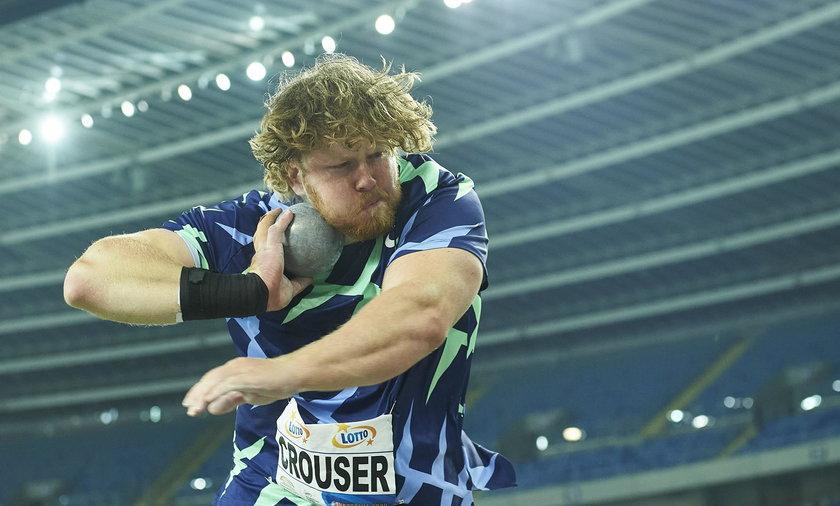 Halowy rekordzista świata – Ryan Crouser