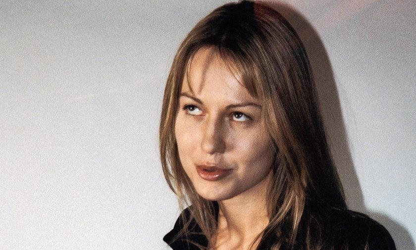 Magdalena Ogórek w folii