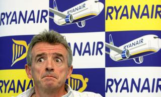 Ryanair obejmuje Modlin. Na początek 50 tys. biletów po 54 zł